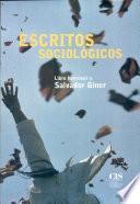 Libro de Escritos Sociológicos