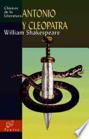 Libro de Antonio Y Cleopatra