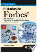 Libro de Historias De Forbes