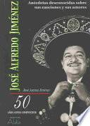 Libro de José Alfredo Jiménez