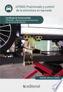 Libro de Posicionado Y Control De La Estructura En Bancada. Tmvl0309