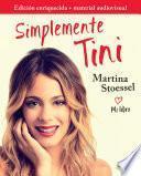 Libro de Simplemente Tini (edición Enriquecida Con Material Audiovisual)
