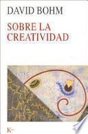 Libro de Sobre La Creatividad