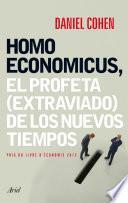 Libro de Homo Economicus