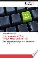 Libro de La Comunicación Emocional En Internet