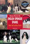 Libro de Manual Práctico Del English Springer Spaniel