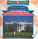 Libro de Presidents  Day/dia De Los Presidentes