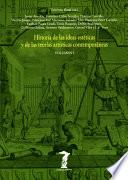 Libro de Historia De Las Ideas Estéticas Y De Las Teorías Artísticas Contemporáneas