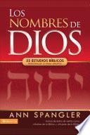 Libro de Los Nombres De Dios