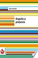 Libro de Orgullo Y Prejuicio (low Cost). Edición Limitada