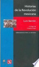 Libro de Historias De La Revolución Mexicana