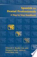 Libro de Spanish For Dental Professionals