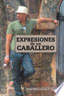Libro de Expresiones De Un Caballero
