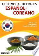 Libro de Libro Visual De Frases Español Coreano