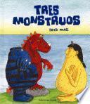 Libro de Tres Monstruos