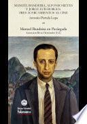 Libro de Manuel Bandeira, Alfonso Reyes Y Jorge Luis Borges: Tres Acercamientos Al Cine