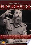 Libro de Breve Historia De Fidel Castro