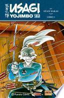 Libro de Usagi Yojimbo Saga Integral