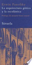 Libro de La Arquitectura Gótica Y La Escolástica
