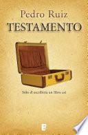 Libro de Testamento