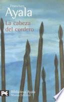 Libro de La Cabeza Del Cordero