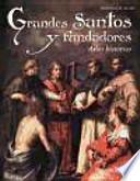 Libro de Grandes Santos Y Fundadores