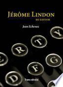 Libro de Jérôme Lindon, Mi Editor