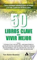 Libro de 50 Libros Clave Para Vivir Mejor