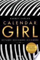 Libro de Calendar Girl 4 (edición Mexicana)
