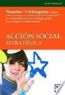 Libro de Acción Social Estratégica