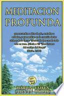 Libro de Meditacion Profunda