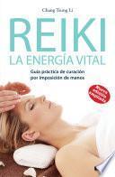 Libro de Reiki La Energía Vital 2° Ed.