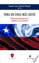 Libro de Para Un Chile Más Justo