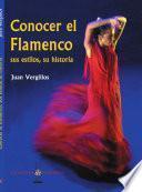 Libro de Conocer El Flamenco