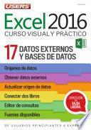 Libro de Excel 2016 – Datos Externos Y Bases De Datos
