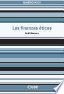 Libro de Las Finanzas éticas