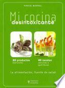 Libro de Mi Cocina Desintoxicante