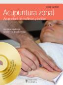 Libro de Acupuntura Zonal (+dvd)