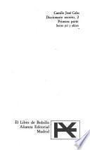 Libro de Diccionario Secreto