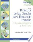 Libro de Didáctica De Las Ciencias Para Educación Primaria