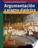 Libro de Argumentación Y Pragma Dialéctica