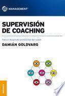 Libro de Supervisión De Coaching