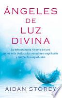 Libro de Ángeles De Luz Divina (angels Of Divine Light Spanish Edition)