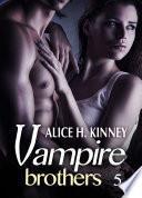 Libro de Vampire Brothers   Volumen 5