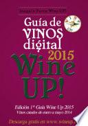 Libro de Guia De Vinos Wine Up 2015
