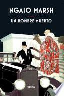 Libro de Un Hombre Muerto