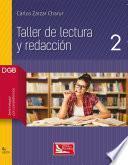 Libro de Taller De Lectura Y Redacción 2