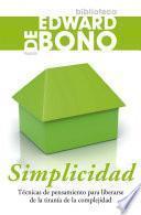 Libro de Simplicidad