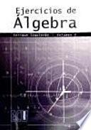 Libro de Ejercicios De Álgebra. Vol. Iii