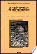 Libro de La Poesía Temprana De Emily Dickinson